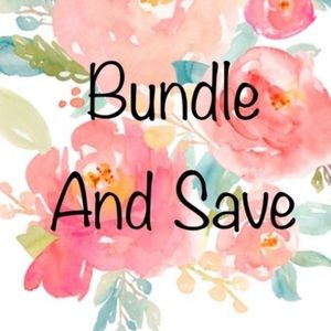 Bundle & Save + Free Item with Purchase!